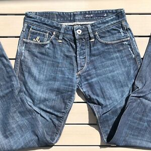Men's JFour Sauder Jeans Size 32 Stretch Styled In Italy 🇮🇹 RRP$295
