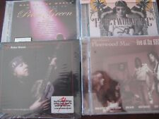 FLEETWOOD MAC LIVE 69 & BBC + PETER GREEN TRIBUTE HYBRID + SONGBOOK 5 CD SET