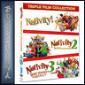 NATIVITY TRIPLE FILM COLLECTION - 3 MOVIES *BRAND NEW DVD BOXSET****