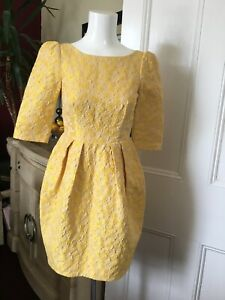 Carolina Herrera Size 8 Dress Stunninng
