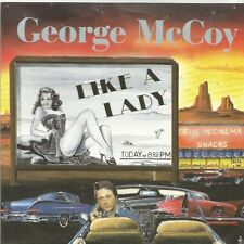 George McCoy - Like A Lady / Like A Lady (Lady-Mix) (Vinyl-Single) !!!
