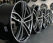 20 Zoll Alufelgen Audi A4 A5 B8 8K A6 4G A7 S7 Q3 Q5 8R RS A5 S5 B8 Poliert AX8