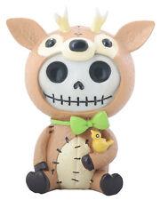 New Furrybones Furry Bones John Skull Skeleton Deer Figurine Gift 9029