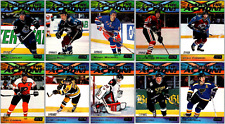 1999-00 STADIUM CLUB CAPTURE THE ACTION INSERT CARDS - PICK SINGLES - FINISH SET