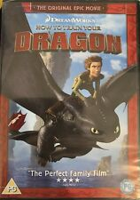 How To Train Your Dragon ( Original Movie)   New Sealed DVD