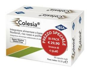 COLESIA 30 + 30 CAPSULE MOLLI