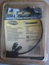 New Minn Kota Minnkota MKR-US-4 Universal Sonar Connector Plug Humminbird Zercom