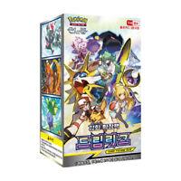"Pokemon Cards ""Dream League"" SM11b Expansion Booster Box 20 Packs Korean Version"