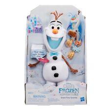 Disney Olaf's Frozen Adventure Snack Surprise Juguete Time ** nuevo **
