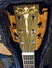 LARRIVEE L40R Acoustic Guitar with Torch Headstock & MOONWOOD Top moon spruce