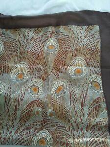 Liberty Hera Peacock Silk Scarf