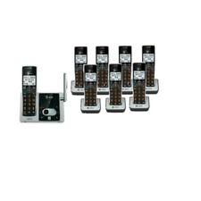 ATandT CL82413 plus four CL80113 DECT 6.0 Cordless Answering System