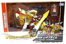 TAKARA TOMY TRANSFORMERS LEGENDS LG 41 LEO PRIME HEAD MASTER ACTION FIGURE