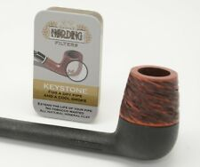 """NEW !! ERIKSEN by NORDING KEYSTONE """"RUSTIC"""" CANADIAN FILTER PIPE pfeife pipa"""