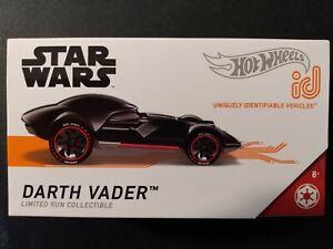 Hot Wheels 2020 HW iD Darth Vader!!!