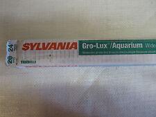 6 - SYLVANIA F20T12/GRO/AQ/WS/RP GRO LUX AQUARIUM BULB 22013-1