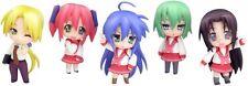Petit Lucky Star Season 2 Not to scale movable Figure Plush BOX JAPAN F/S J4058