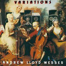 Julian Lloyd Webber, Andrew Lloyd Webber - Variations [New CD]