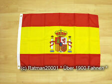 Fahnen Flagge Spanien - 60 x 90 cm