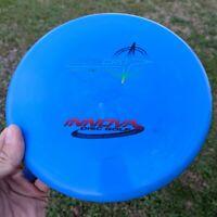 Rare Swirly Blue PFN Star Cro Innova Disc Golf 171g NEW Rainbow Stamp