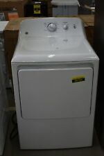 """Ge Gtx22Easkww 27"""" White Front Load Electric Dryer Nob #85726 Hrt"""