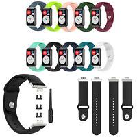 18mm Watch Band Armband Uhrenarmband Wrist Strap für Huawei Watch Fit Watch Uhr