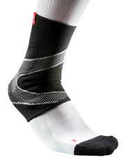 McDavid 5115 Ankle Sleeve 4 Way Elastic Brace with Gel Buttress Level 2 Support