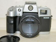 Olympia  NK5050 35 mm Camera with Sunpak Auto 20 Flash