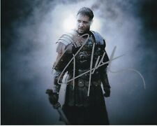 Russell Crowe Gladiator autographed 8x10 photograph Rp