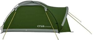 Crua Duo 2 Person All Weather Insulated Breathable Family Camping Tent Survival