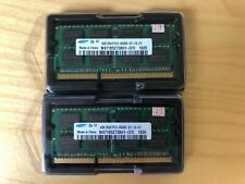 8GB Samsung M471B5273BH1-CF8 (2x4GB, PC3-8500 (DDR3-1066), DDR3 SDRAM, 1066 MHz