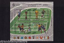 Uruguay - 1996 CAMPIONATO MONDIALE DI CALCIO-U / M-SG ms2259 Imperf