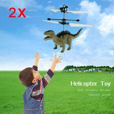 2x Sensor Dinosaurier Helicopter Fliegender Hubschrauber Helikopter flugzeug Neu