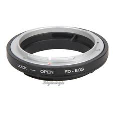 FD-EOS Ring Adapter Lens Adapter FD Lens to EF for Canon EOS Mount