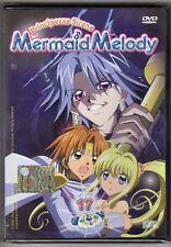 dvd MERMAID MELODY Principesse sirene HOBBY & WORK numero 17