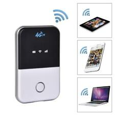 Portable 4G Router LTE Wireless Router Mobile Wifi Hotspot SIM Card Slot Unlock
