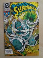 SUPERMAN: The MAN Of STEEL #18 NM DC Comics 1992 1ST FULL Appearance of DOOMSDAY