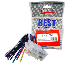 BHA1858 Aftermarket Radio Replacement 21-Pin Harness for Chevrolet