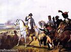 Horace Vernet Napoleon Wagram Giclee Canvas Print
