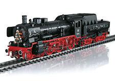 Märklin 55389 Escala 1 Locomotora de vapor de Navidad con Pared de frontera BR