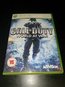 Call of Duty - World at War Microsoft Xbox 360 Game