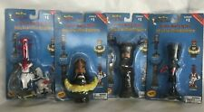 Monty Pythn And The Holdy Grail Mini Bobblers Series #1 Set of 4 Toy Vault 2004