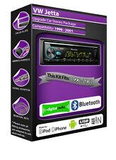 VW Jetta Radio DAB , Pioneer CD Estéreo Usb Auxiliar Player,