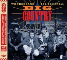BIG COUNTRY Wonderland Essential Big Country CD NEU