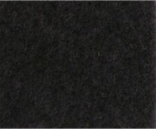 Moquette adesiva 1,40 x 60 cm colore nero PHONOCAR 4/340M