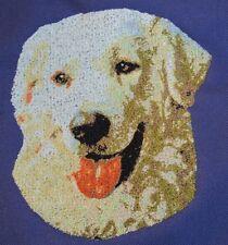 Embroidered Sweatshirt - Kuvasz Dle1570 Sizes S - Xxl