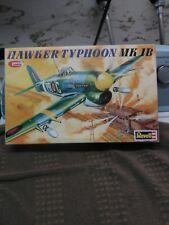 Vintage Revell 1/32 Hawker Typhoon MK-1B Model Kit