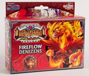 Super Dungeon Explore: Fireflow Denizens NEW