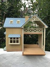 Sylvanian Families Bluebell Cottage/Riverside Lodge Starter House/Home