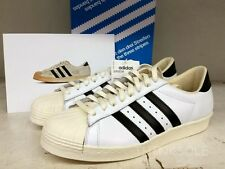 ADIDAS ORIGINAL CONSORTIUM SUPERSTAR B24030 MADE IN FRANCE SIZE 11.5 LIMITED